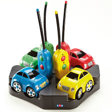 Rechargeable Remote Control Cars 4pk small Buy Easi-Cars® | TTS International