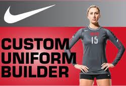 Custom Uniform Builder Johnny Macs Sporting Goods