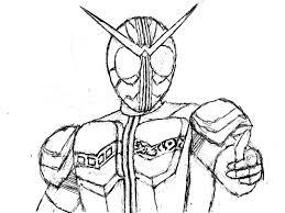 仮面ライダーwイラスト02コルタタ作 とある魔導師と古き鉄の