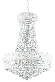 empire crystal chandelier the gallery new french silver view in decorations 7 9 light
