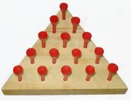 Wooden Peg Games Mini Wooden Color Peg Game Set Or Piece Buy Peg GamePeg Game 16