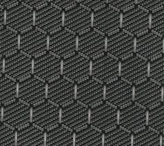 Carbon Fiber Pattern Cool HEX CARBON FIBER SCALES 48CM Hydro Dip Store