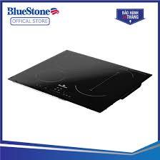 Bếp Âm Từ Đa Vùng Nấu BlueStone ICB-6845 (7100W) - Mặt kính Schott Ceran  chịu lực nhiệt - 3 vùng nấu - 9 mức điều chỉnh - Hàng Chính Hãng giá rẻ  10.999.000₫