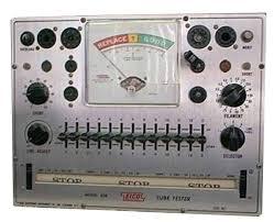 Eico Tube Testers Tone Lizard
