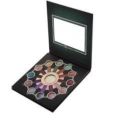 zodiac 25 color eyeshadow highlighter palette