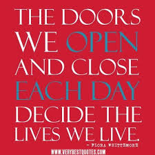 Door Quotes Delectable Quotes About Closing A Door 48 Quotes