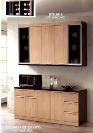 Modern Series 6ft kitchen cabinet set