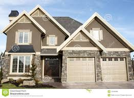 Image Stone Exterior Stucco Color Gallery New Home House Stucco Royalty Free Stock Photos Image 12599488 Pinterest Exterior Stucco Color Gallery New Home House Stucco Royalty Free