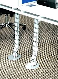 office desk cable management. Contemporary Desk Cable Management  In Office Desk Cable Management E