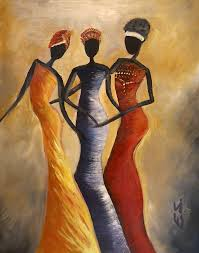 queens painting by evon du toit african queens fine art prints and posters for