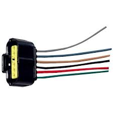 wiring eec iv 6 pin 4 wire maf connector pigtail harness ford wiring eec iv 6 pin 4 wire maf connector pigtail harness ford wiring harnesses wiring harnesses