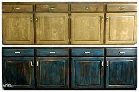 how to distress wood cabinets black distressed wood kitchen cabinets how to distress paint white get