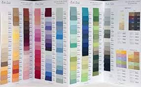 Bella Color Chart Amazon Com Moda Bella Solids Color Card 2017