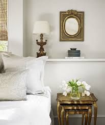 Bedrooms:Eclectic Modern Bedroom With White Modern Bed And Unique Modern  Gold Bedside Tables Shabby