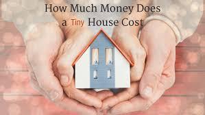 Tiny House Cost