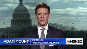 FAS' Adam Mount to MSNBC: North Korea negotiations must be methodical -  YouTube