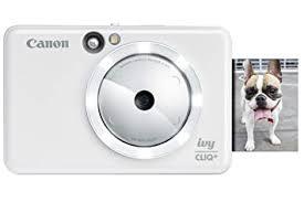 <b>Canon</b> Ivy CLIQ+ Instant <b>Camera</b> Printer Mobile Mini: Amazon.in ...