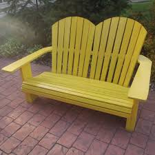 yellow outdoor furniture. Ed\u0027s Outdoor Furniture. Love Seat - Yellow Furniture