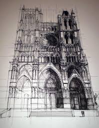 architectural drawings of famous buildings.  Drawings Drawing Architecture In Germany Architect Pinterest Rhpinterestcom How To Draw  Famous Buildings St Paulus Cathedral London Intended Architectural Drawings Of Famous Buildings