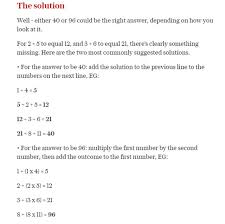 this math equation is stumping millions on facebook can you solve it playbuzz