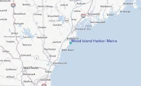 Biddeford Pool Tide Chart Wood Island Harbor Maine Tide Station Location Guide