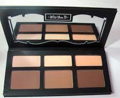 d shade light contour palette review