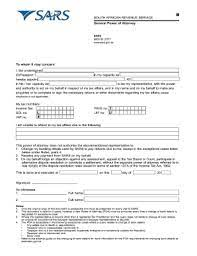 Sars power of attorney is valid for a maximum of 24 months. Sars Poa Pdf Fill Online Printable Fillable Blank Pdffiller
