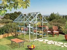 Greenhouses  Greenhouses U0026 Greenhouse Kits  The Home DepotBuy A Greenhouse For Backyard