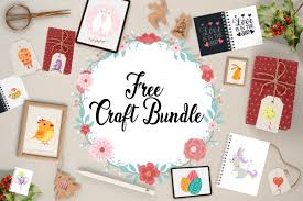 Halloween mandala svg cut files for cricut and silhouette crafts. Free Craft Bundle Bundle Creative Fabrica