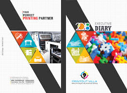 School Diary Design Printout Villa Diary Cover 2017 18 Jabir Design Jabir