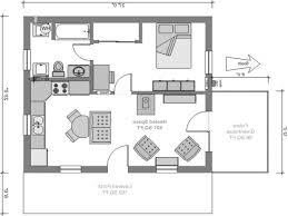 Micro Homes Floor Plans 1037Micro Cottage Plans