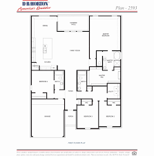 dr horton floor plans best of 47 luxury image house plans with open