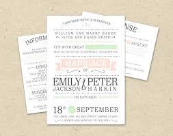 Modern Wedding Invitations 650 513 Modern Wedding
