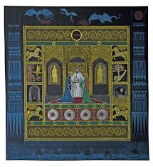 """American Quilter's Society - Quilting Community: AQS News - AQS ... & Sue made her prizewinning quilt for her brother Jim. She explains: """"My  brother is an avid fan of the Lord of the Ring series and the later film  adaptation ... Adamdwight.com"""