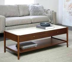 narrow coffee table for small space thin marble canada glyma co regarding 11