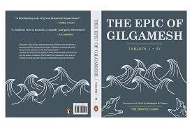 great books like epic of gilgamesh books like