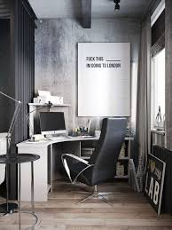 black and white home office. Interesting White And Black Office Gallery - Best Inspiration Home . T