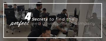 Independent Contractor Web Design 4 Secrets To Find The Perfect Web Development Company Cubicfox