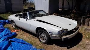 exclusive 1990 jaguar xjs convertible