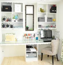 craft room office reveal bydawnnicolecom. Office Craft Room. Home Elegant Small. Room Design Ideas Small And Best Reveal Bydawnnicolecom