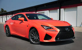 2015 Lexus RC 350 - Information and photos - ZombieDrive
