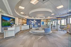 Colleges In California For Interior Design New Modern Ceiling System Transforms California Bank Construction