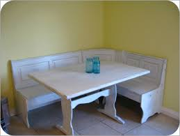 Dining Kitchen Diy Breakfast Nook For Banquette With Curved Bench