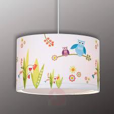 Birds Vrolijke Kinderkamer Hanglamp Lampen24nl