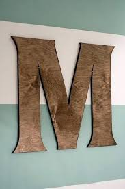 large wall letters large decorative wooden letters large wooden letters large wooden monogram letters for wall