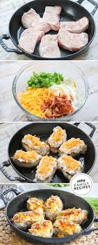 Sweet potatoes cook quickly to a softness that can be mashed without butter. Million Dollar Baked Pork Chops Easy Family Recipes