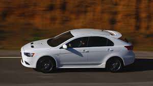 MITSUBISHI Lancer Sportback Ralliart (2009) - YouTube