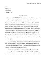 essay formats standard essay format essay format apa th edition  essay formats standard essay format essay format apa 6th edition