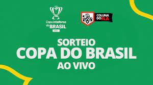 SORTEIO COPA DO BRASIL - AO VIVO - YouTube