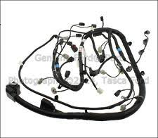 ford engine wiring harness new oem main engine wiring harness ford mustang fusion hybrid lincoln mkz hybrid fits